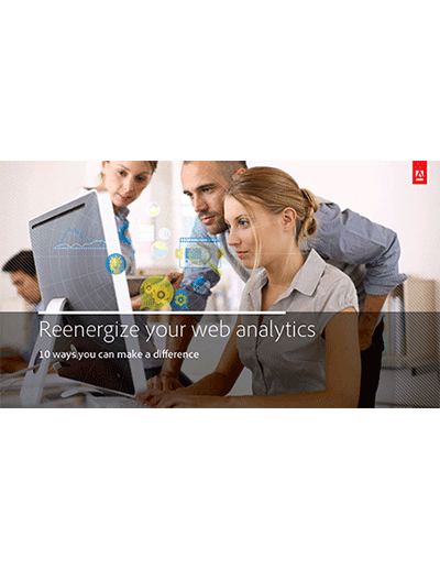 Reenergize Your Web Analytics